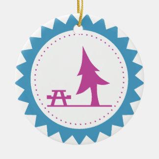 Nevada Children's Outdoor Bill of Rights ornament