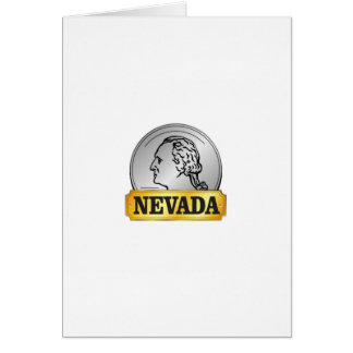 nevada coin card