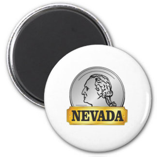 nevada coin magnet