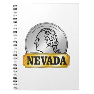 nevada coin notebooks