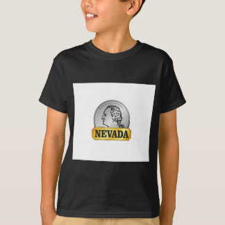 nevada coin T-Shirt