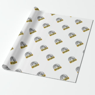 nevada coin wrapping paper