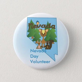 Nevada Cuties 6 Cm Round Badge