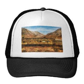 Nevada - Desert Train Mesh Hat