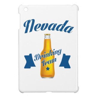 Nevada Drinking team iPad Mini Cases