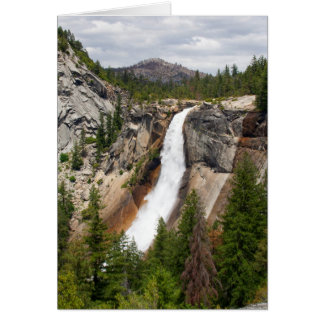 Nevada Falls (Blank Inside) Card