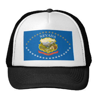 Nevada Flag (1915-1929) Cap