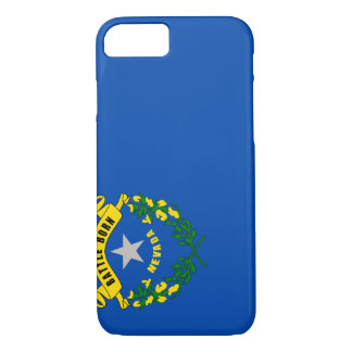 Nevada Flag iPhone 8/7 Case