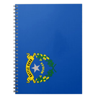 Nevada Flag Notebooks