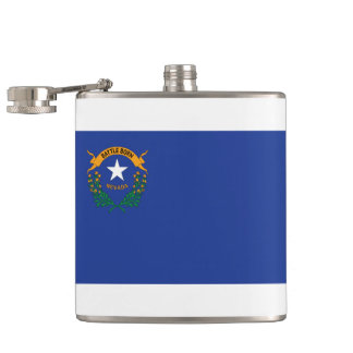 Nevada Hip Flask