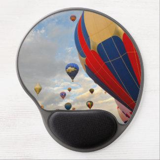 Nevada Hot Air Balloon Races Gel Mouse Pad