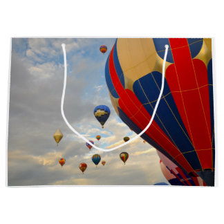 Nevada Hot Air Balloon Races Large Gift Bag