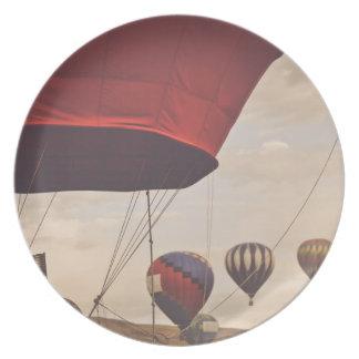 Nevada Hot Air Balloon Races Plate