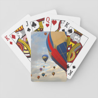 Nevada Hot Air Balloon Races Playing Cards