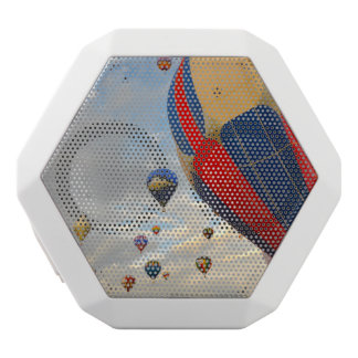 Nevada Hot Air Balloon Races White Bluetooth Speaker