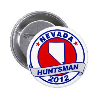 Nevada Jon Huntsman Button
