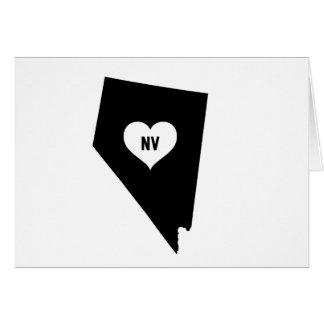 Nevada Love Card