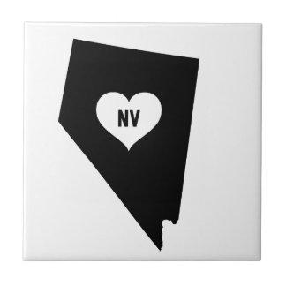 Nevada Love Ceramic Tile