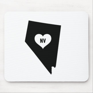 Nevada Love Mouse Pad