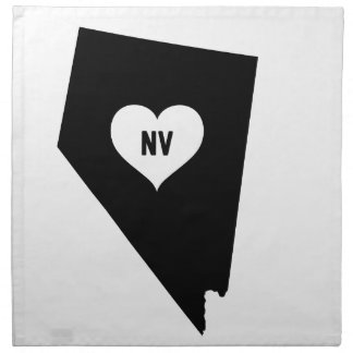 Nevada Love Napkin