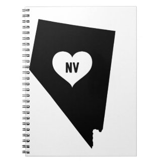 Nevada Love Notebook