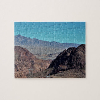 Nevada Mountains Photo Jigsaw Puzzle
