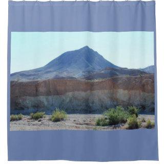 Nevada Mountains Shower Curtain