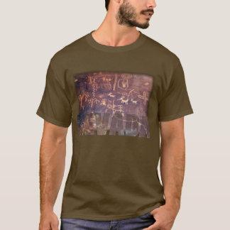 Nevada petroglyph shirt