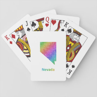 Nevada Playing Cards