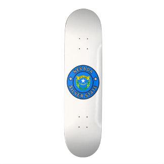 Nevada Silver State 20 Cm Skateboard Deck