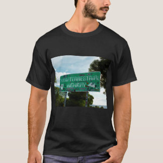 Nevada State Route 375, Extraterrestrial Highway T-Shirt