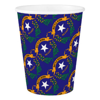 NEVADA SYMBOL PAPER CUP