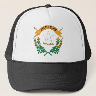 NEVADA SYMBOL TRUCKER HAT