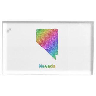 Nevada Table Card Holder