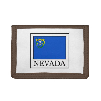 Nevada Trifold Wallets