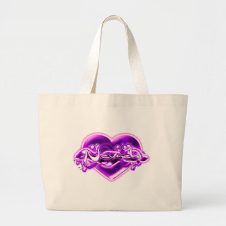 Nevaeh Jumbo Tote Bag