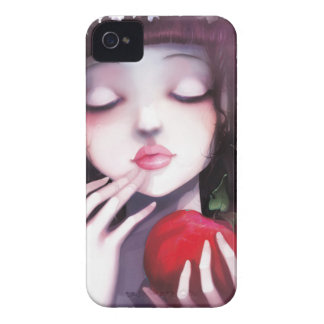 Neve white iPhone 4 Case-Mate cases