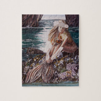 Never A Bride Mermaid Puzzle