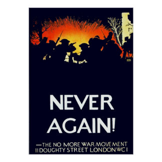 Never Again! - Poster