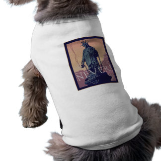 Never allow Liberty to be chained Sleeveless Dog Shirt