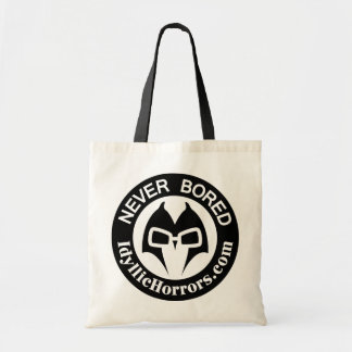 Never Bored - Idyllic Horrors Promo Tote