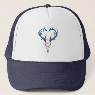 Never ending love trucker hat