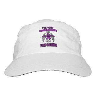 Never...Fibro Warrior Hat