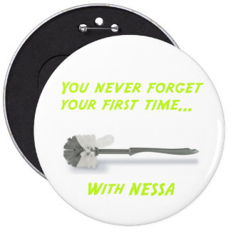 Never forget 1st time with Nessa Badge