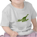 Never Forget Dinosaurs Tshirts
