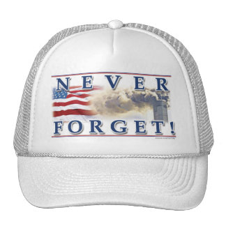 Never Forget Mesh Hats
