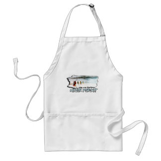 Never Forget the Trail of Tears Standard Apron