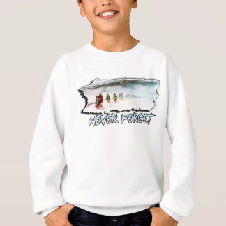 Never Forget the Trail of Tears Sweatshirt