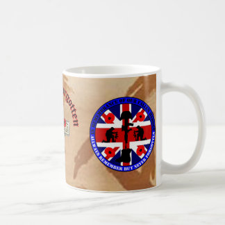 Never Forgotten Coffee Mugs