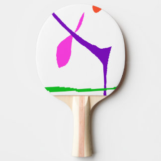 Never Get bored Ping Pong Paddle
